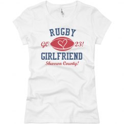 Rugby Girlfriend