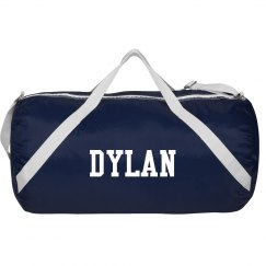 Custom sports roll bag