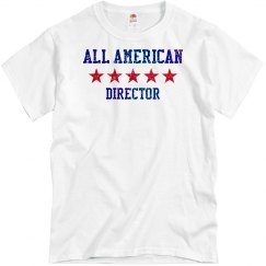All American Director 2018