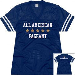 All American Pageant Jersey