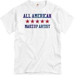 All American Makeup Artist 2018