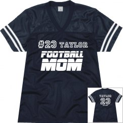 Taylor Football Mother