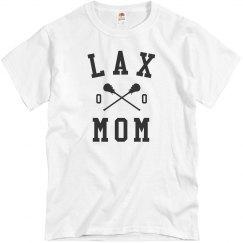 Comfortable Lacrosse LAX Mom