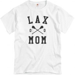 Comfortable Lacrosse LAX Mom
