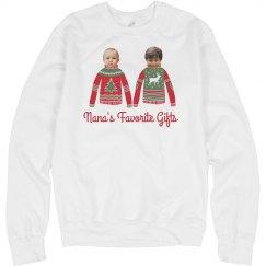 Nana's Favrorite Christmas Gifts