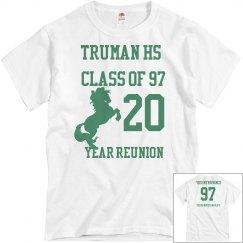 Truman HS Class Reunion