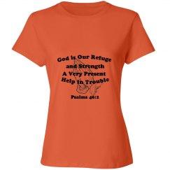 God Is Our Refuge...