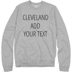Cleveland Pride Custom Text