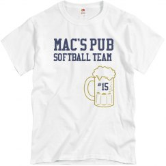Mac Pub Softball