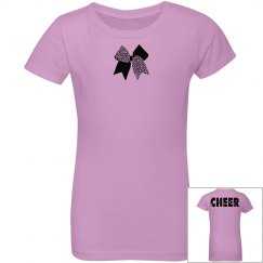 Cheer - front and back