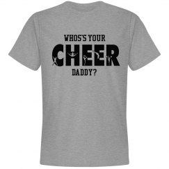 Who's your cheer daddy?