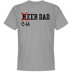 Cheer Dad - Beer/Cheer dad