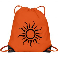 Sunshine Drawstring Bag