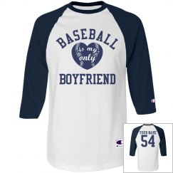 Baseball Boyfriend