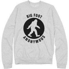Big Foot Anonymous