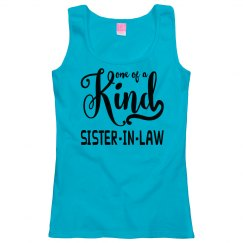 Sister-in-Law Relaxed Fit LAT Scoopneck Tank Top