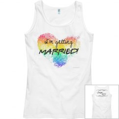 I'm getting MARRIED! Bride's T