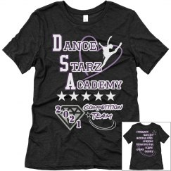 Adult 2020 Competition Shirt