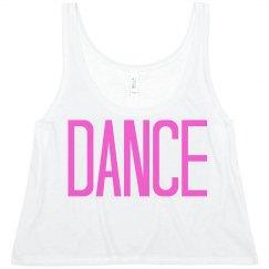 Dance Practice Wear Tank