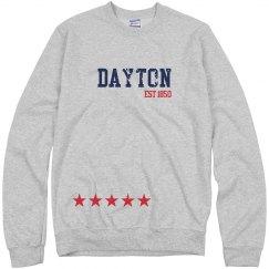 Dayton Stars Crewneck