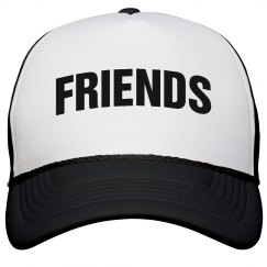 Best Friends Hat -Friends