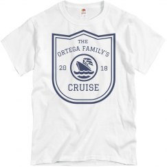 Family Reunion Cruise Shirt
