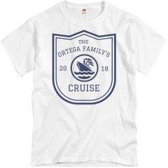 Family Reunion Cruise Shirt