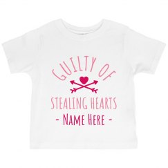 Custom Name Stealing Hearts