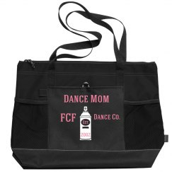 Dance Mom tote