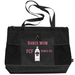 Dance Mom tote