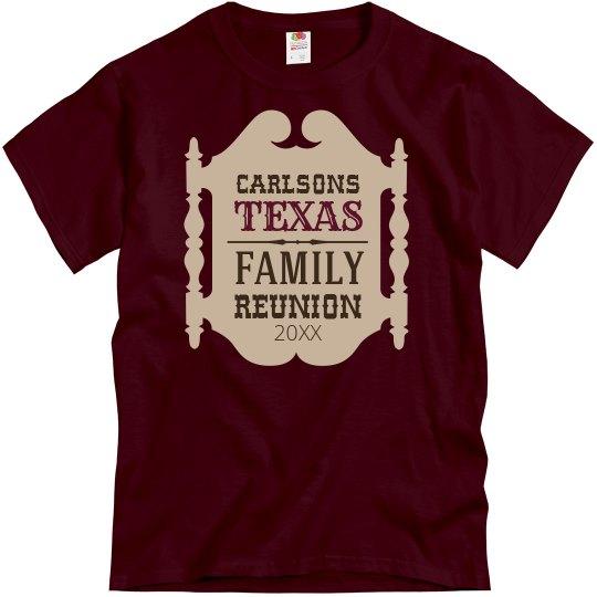 4c374af08 Western Family Reunion Unisex Basic T-Shirt