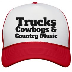 Trucks Cowboys & Country
