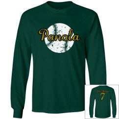 Baseball Long Sleeve w/Team Name