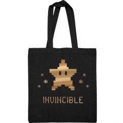 Metallic I Am 8-bit Invincible