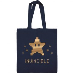 Metallic I Am 8-bit Invincible