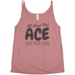 All About Ace Volleyball Player