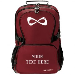 Customizable Nfinity Backpack for School or Sports