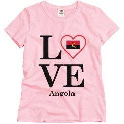 Love Angola