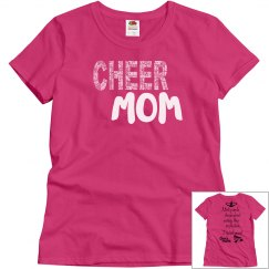 Inspiration Cheer Mom