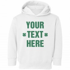 Custom St Pattys Day Kid Designs