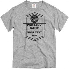 Custom Small Company Tee
