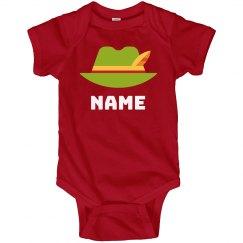 Cute Oktoberfest Baby Add Name Here