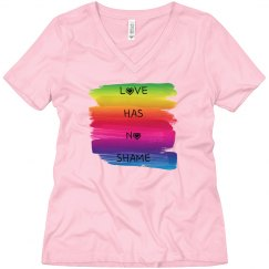 Love Has No Shame - Paint