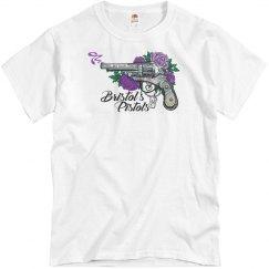 Bristol's Pistols, Mens - Grey