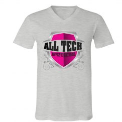 Mens All Tech Logo