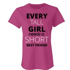 Short Best Friend Tee