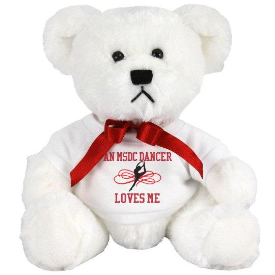 7 in Teddy Bear