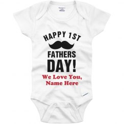 First Father's Day!