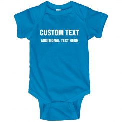Father's Day Custom Text Gift