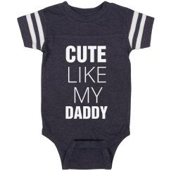 Cute Like Daddy Father's Day Gift